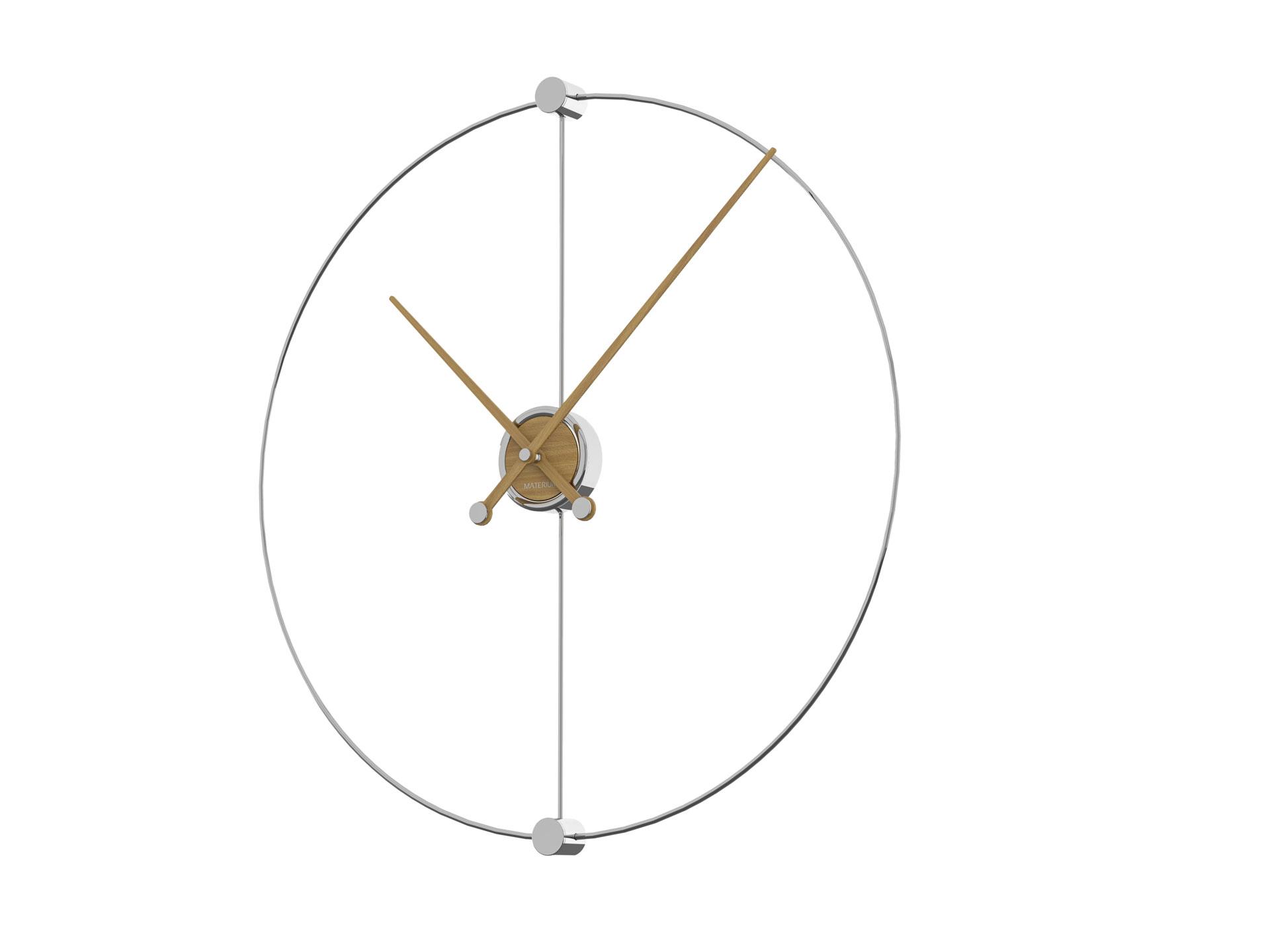 EUCLIDEO-70-CROMO-ROVERE
